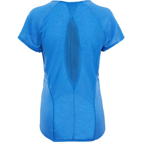 The North Face Better Than Naked S/S Shirt Women amparo blue